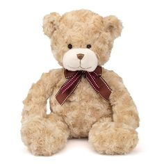 Butterscotch the 10 Inch Stuffed Teddy Bear by First and Main