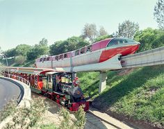The Disneyland Monorail has always been a favorite attraction of mine, much like the Disneyland Railroad. These two iconic attractions are a great escape and offer fantastic views of Disneyland park. I had so much fun writing and researching the Disneyland Tomorrowland, Disneyland World, Disneyland Today, Vintage Disneyland, Disneyland Resort, Disneyland California, Disneyland History, Anaheim California, Walt Disney Co