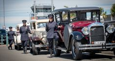 Hooters Vintage & Classic Vehicle Hire, Napier New Zealand Napier New Zealand, Self Driving, Luxury Travel, Old Cars, Antique Cars, Classic Cars, Tours, Events, Weddings
