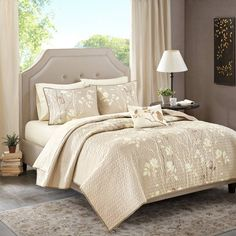 Product Image for Madison Park Essentials Vaughn Complete Coverlet Set 1 out of 5