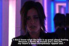 "My true life truth spoken perfectly - unfortunately.   (""Shane McCutcheon"" - Kate Moennig of The L Word)"