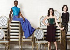 Lupita Nyong'o & Michelle Dockery share the same stylist, Micaela Erlanger. A+, I say.