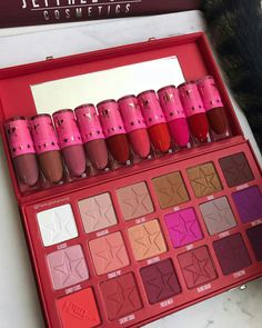 Pinterest @IIIannaIII  Jeffree Star *Love Sick* Collection