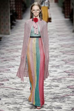 Milan Fashion Week: Gucci Primavera Verano 2016 | TELVA