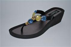 Grandco Womens Sunstone Wedge Thong Sandals #hiddentreasuresdecorandmore