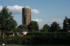 Watertoren, nu de Ulu Moskee