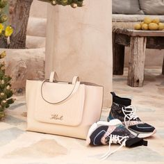 Long days, warm sun and shady terraces. Who can resist the relaxed vibe of summer? Karl Lagerfeld, Warm, Terraces, Tote Bag, Summer, Sun, Living Room, Instagram, Decks