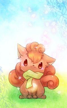 Pokemon - Vulpix