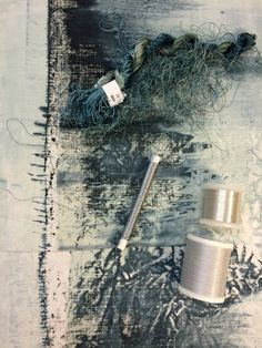 choosing threads - Helen Terry