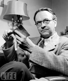 raymond chandler, the man who perfected the hard boiled detective novel. And mostly while he was drunk.