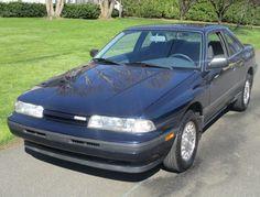 41K-Mile 1991 Mazda MX-6 5-Speed