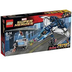 LEGO Superheroes 76032: The Avengers Quinjet City Chase LEGO http://www.amazon.co.uk/dp/B00NVDNUFU/ref=cm_sw_r_pi_dp_FH-7ub1C8AB7N
