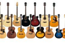 You are on your way to buy your first acoustic guitar, but there are so many…
