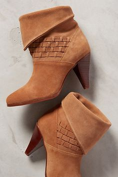 Gaucho Booties #anthrofave