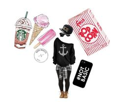 """""""Common white girls day at the mall"""" by courtneycrave on Polyvore"""