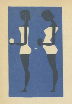 """from the book """"For you! Girls!"""". A comprehensive guide to the Soviet Girl published in the Soviet Union in 1965"""