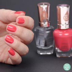 Sally Hansen Color Therpy – Aura'nt You Relaxed? – Test Review Swatch – by frischlackiert.de