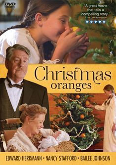 """""""Christmas Oranges"""" DVD -- Excellent Movie! Definitely one that I'll want to add to my Christmas movie collection. Even though it's a story most of us have heard before it was very well done and the acting was even good. Totally recommend it!"""