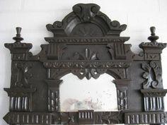 Мастер-класс: реставрация старого зеркала - Ярмарка Мастеров - ручная работа, handmade