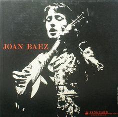 1960s Joan Baez, Vintage Vinyl Folk Record, Vanguard Records VSD 2077
