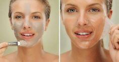 Освежают и подтягивают вашу кожу, как никогда! СУПЕР-МАСКА! ПОСЛЕ НЕЕ КОЖА КАК ПОПКА МЛАДЕНЦА Домашняя маска-пиллинг — всего 2 ингреди...
