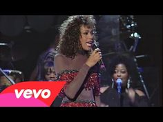 Whitney Houston - I'm Every Woman (Live) - YouTube