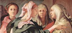 The+Visitation+by+Jacopo+Pontormo.jpg (620×287)