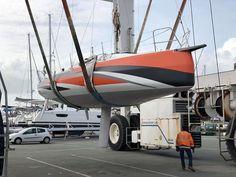 Yacht Design, Canoes, Sailboats, Yachts, Water Sports, Sailing, Wood, Classic, Ships
