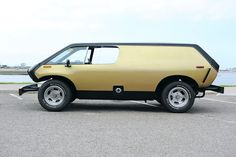 Der-coolste-Kaefer-Brubaker-Box. I would love to get a hold of one of these and make it AWD Electric.