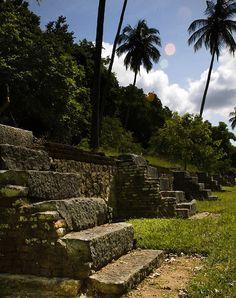 Fortress Ruins, Yapahuwa, Sri Lanka