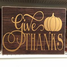 #MichaelsStores #crafts #givethanks #Thanksgiving #holiday #font #typography #fontsinthewild