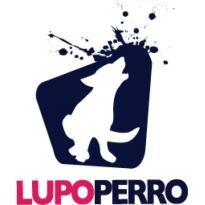 Logo of Lupo Perro Vector Format, Of Brand, Logos, Creations, Free, Vectors, Dogs, Logo Creation, Chart