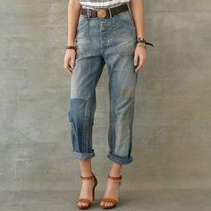 Rockford-Wash Skinny Jean - Skinny & Legging  Denim - RalphLauren.com