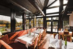 Eifel, Conference Room, Restaurant, Table, Furniture, Home Decor, Beautiful Places, Rustic, Nice Asses