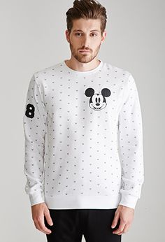 Men's Forever21 Mickey sweater