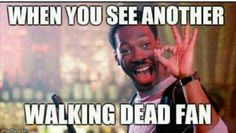 The Walking Dead #twd ....HI EVERYBODY!