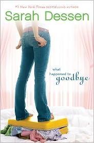 What Happened to Goodbye (Sarah Dessen)