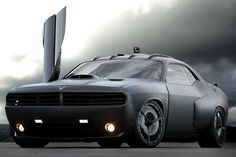 Vapor - Dodge Challenger by Galpin Auto Sports