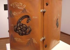 Maryrose Crook | Artist Armoire, Lockers, Locker Storage, Mary, Rose, Artist, Painting, Furniture, Home Decor
