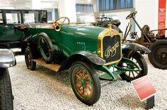 1913 Praga Alfa 5/15HP