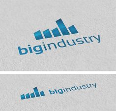 Big Industry Logo by artnook