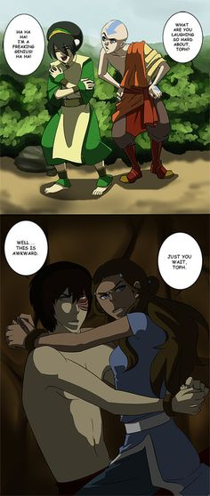that Toph....
