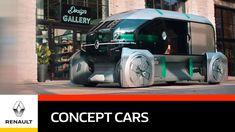 Renault EZ-PRO | El futuro de la distribución urbana (2019) El vehículo robotizado que reinventa el reparto en la ciudad  En el corazón de la ciudad, EZ-PRO Concept representa una nueva movilidad autónoma, compartida y conectada para poner sobre la mesa los retos del reparto del mañana.  Diseñado en la misma plataforma que EZ-GO, EZ-PRO Concept está diseñado para el transporte y el reparto de paquetes y servicios en la ciudad, adaptándose al ecosistema de «último kilómetro».