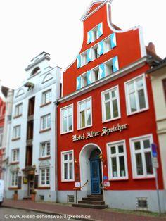 #Hotel Alter Speicher #Wismar