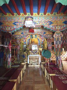 #BlairWeiss #BuddhistTempleInLadakh