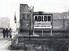 Berlin | DDR. Adlon Hotel, 1959. Ost-Berlin