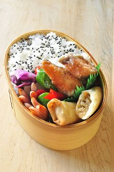 Cute Food, I Love Food, Yummy Food, Japanese Lunch, Japanese Food, Bento Recipes, Cooking Recipes, Food Platters, Soul Food