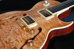 Freiheit Echelon guitar
