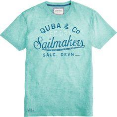 Mark Bijak for Quba menswear. British Summer, Sailing, Menswear, Mens Tops, T Shirt, Larry, Behance, Graphics, Design