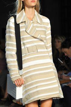 Victoria Beckham at New York Fashion Week Spring 2015 - StyleBistro